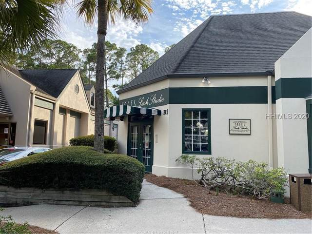 1000 William Hilton Pkwy B1, Hilton Head Island, SC 29928 (MLS #406435) :: The Coastal Living Team