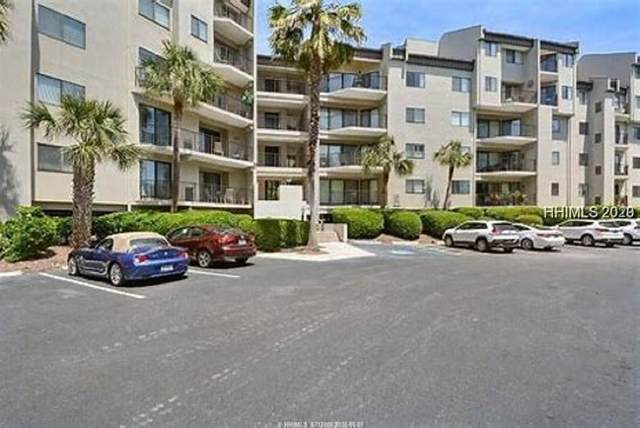 10 S Forest Beach Drive #407, Hilton Head Island, SC 29928 (MLS #406438) :: Hilton Head Dot Real Estate