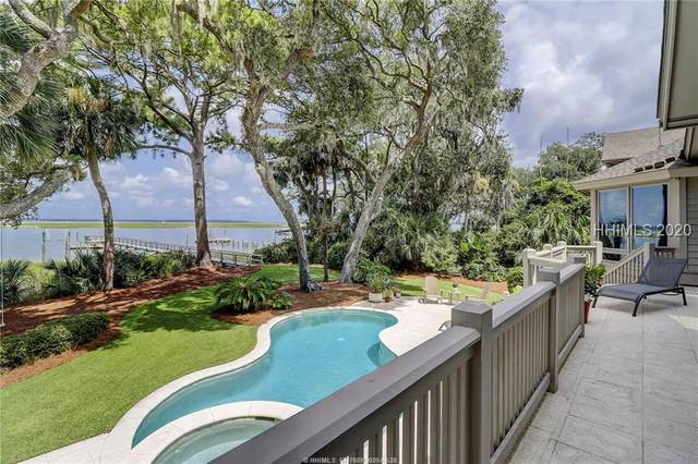 9 N Calibogue Cay Road, Hilton Head Island, SC 29928 (MLS #406440) :: Hilton Head Dot Real Estate