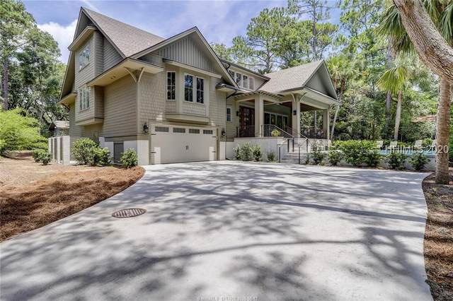 11 Black Skimmer Road, Hilton Head Island, SC 29928 (MLS #406447) :: Coastal Realty Group