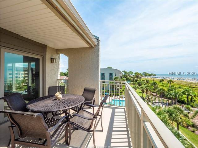 21 S Forest Beach Drive #512, Hilton Head Island, SC 29928 (MLS #406469) :: Southern Lifestyle Properties
