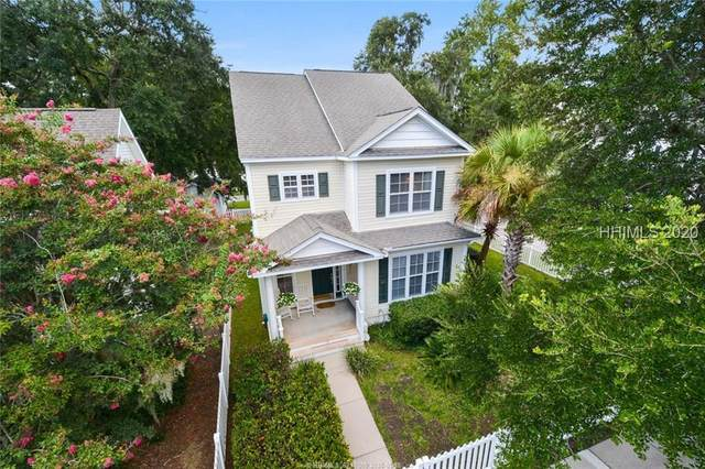 7 Savile Avenue, Bluffton, SC 29910 (MLS #406473) :: The Alliance Group Realty