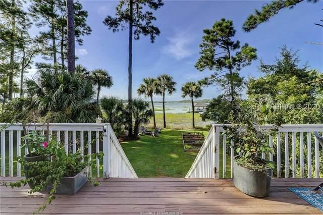 9 Blue Heron Point, Hilton Head Island, SC 29926 (MLS #406504) :: Southern Lifestyle Properties