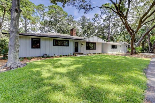17 Coquina Road, Hilton Head Island, SC 29928 (MLS #406525) :: Southern Lifestyle Properties