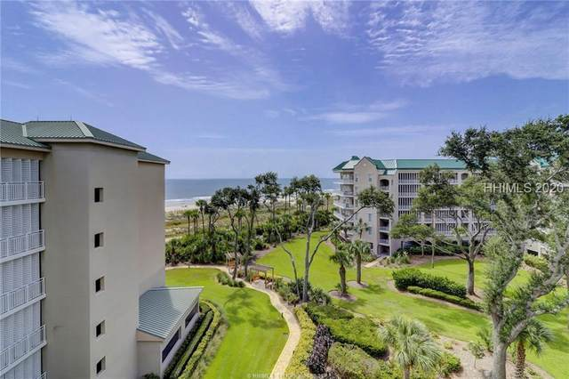 47 Ocean Lane #5503, Hilton Head Island, SC 29928 (MLS #406526) :: Hilton Head Dot Real Estate