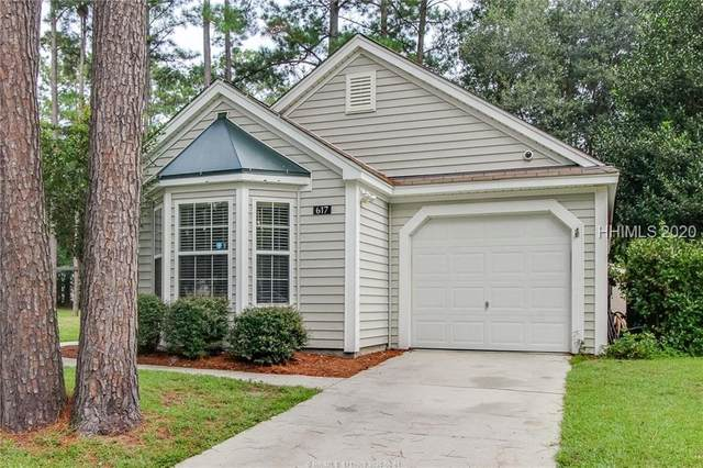 617 Coopers Lane S, Bluffton, SC 29910 (MLS #406536) :: Hilton Head Dot Real Estate