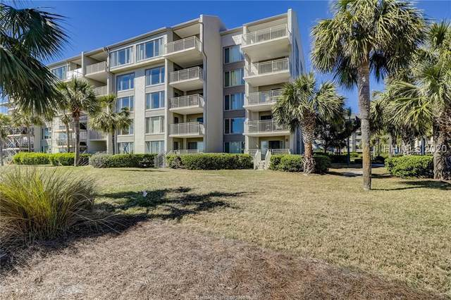 21 S Forest Beach Drive #531, Hilton Head Island, SC 29928 (MLS #406548) :: Schembra Real Estate Group