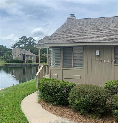 5 Gumtree Road F-9, Hilton Head Island, SC 29926 (MLS #406554) :: Judy Flanagan
