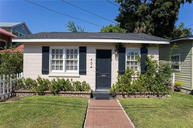 404 Scott Street, Beaufort, SC 29902 (MLS #406571) :: Schembra Real Estate Group