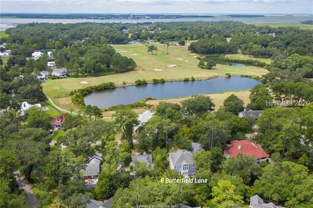 6 Butterfield Lane, Beaufort, SC 29907 (MLS #406574) :: Schembra Real Estate Group