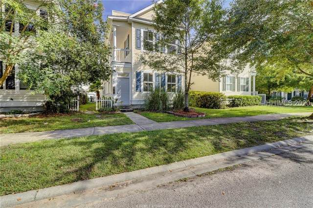 157 Regent Avenue, Bluffton, SC 29910 (MLS #406579) :: Collins Group Realty