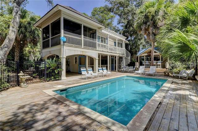 5 Dogwood Lane, Hilton Head Island, SC 29928 (MLS #406580) :: The Alliance Group Realty