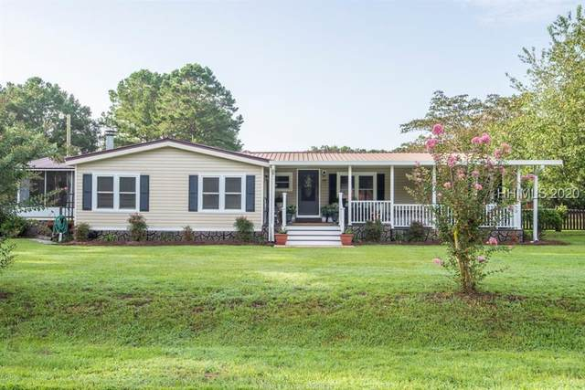 10 Cotton Grass Road, Bluffton, SC 29910 (MLS #406585) :: Southern Lifestyle Properties