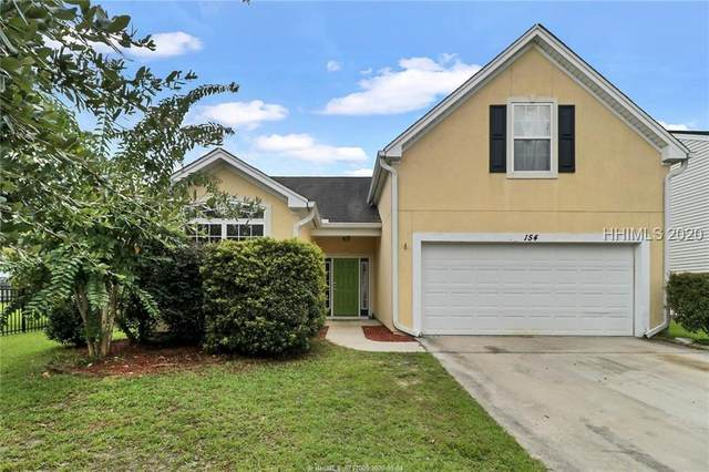 154 Oakesdale Drive, Bluffton, SC 29909 (MLS #406586) :: Southern Lifestyle Properties