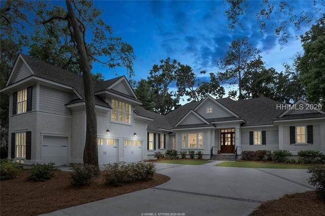122 Inverness Drive, Bluffton, SC 29910 (MLS #406594) :: Southern Lifestyle Properties
