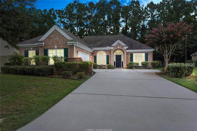 12 Greatwood Drive, Bluffton, SC 29910 (MLS #406619) :: Southern Lifestyle Properties