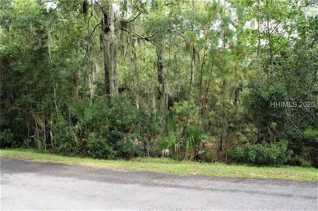 W Branch Road, Ridgeland, SC 29936 (MLS #406634) :: Coastal Realty Group