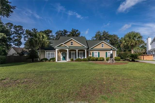 1003 Ferrets End, Beaufort, SC 29902 (MLS #406652) :: Southern Lifestyle Properties