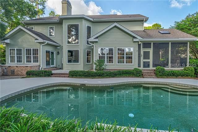 8 Lenox Lane, Hilton Head Island, SC 29926 (MLS #406657) :: Hilton Head Dot Real Estate