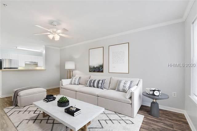 70 Helmsman Way #1402, Hilton Head Island, SC 29928 (MLS #406688) :: Southern Lifestyle Properties