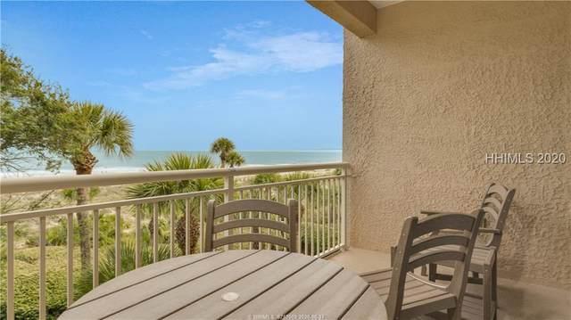 21 Ocean Lane #470, Hilton Head Island, SC 29928 (MLS #406698) :: Southern Lifestyle Properties