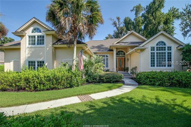 530 Colonial Drive, Hilton Head Island, SC 29926 (MLS #406728) :: Collins Group Realty