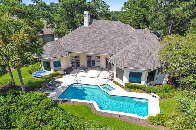 7 Flagship Lane, Hilton Head Island, SC 29926 (MLS #406732) :: Southern Lifestyle Properties