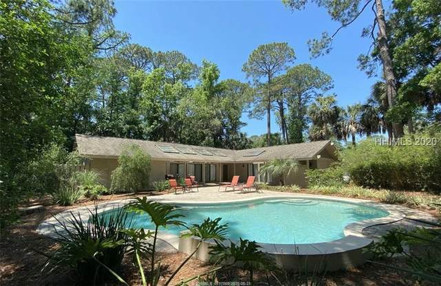 20 Ruddy Turnstone Road, Hilton Head Island, SC 29928 (MLS #407750) :: Southern Lifestyle Properties