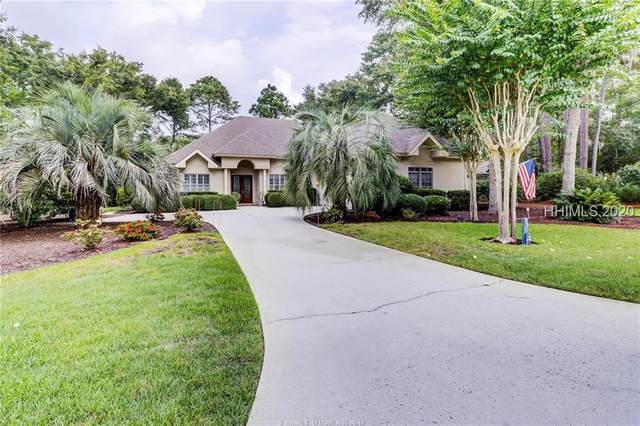 35 Richfield Way, Hilton Head Island, SC 29926 (MLS #407799) :: Judy Flanagan