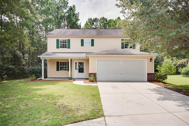 21 Waterway Drive, Bluffton, SC 29910 (MLS #407826) :: Judy Flanagan