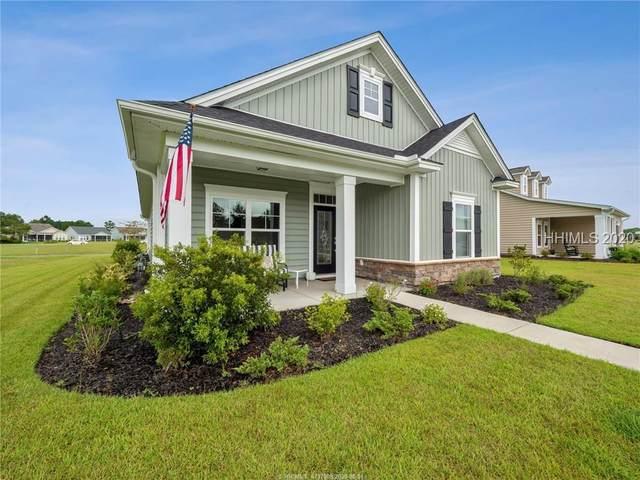 1683 Club Way, Hardeeville, SC 29927 (MLS #407859) :: Hilton Head Dot Real Estate