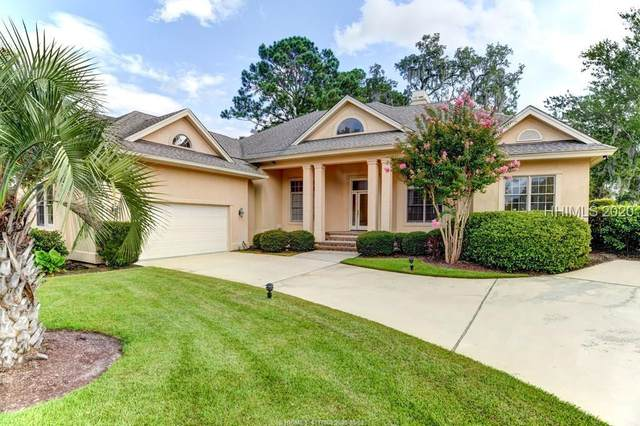 261 Seabrook Drive, Hilton Head Island, SC 29926 (MLS #407863) :: Schembra Real Estate Group