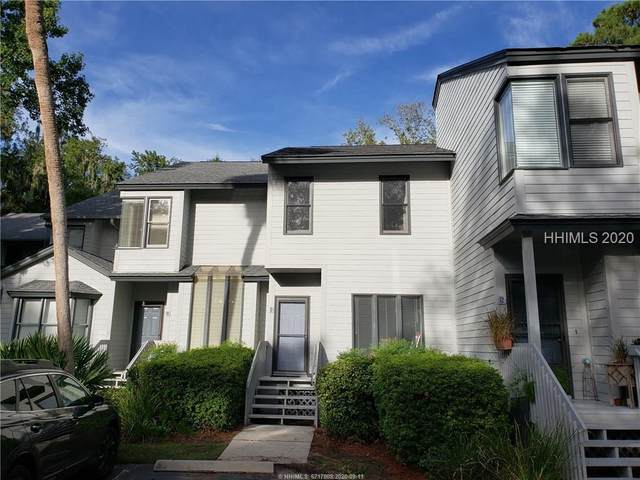 19 Lemoyne Avenue #13, Hilton Head Island, SC 29928 (MLS #407865) :: Collins Group Realty