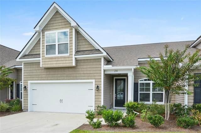 258 Wooden Wheel Lane, Bluffton, SC 29909 (MLS #407875) :: Southern Lifestyle Properties