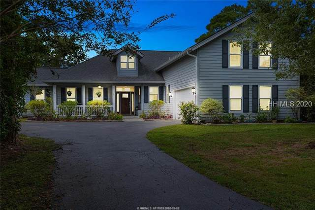 11 Allyan Court, Bluffton, SC 29910 (MLS #407896) :: Hilton Head Dot Real Estate