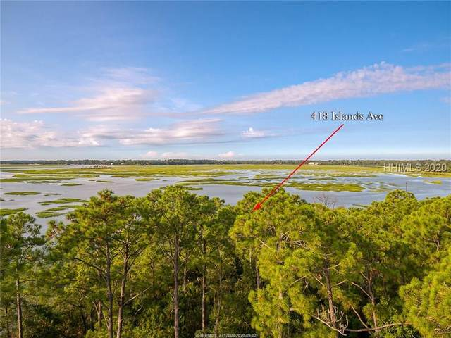 418 Islands Avenue, Beaufort, SC 29902 (MLS #407919) :: The Alliance Group Realty