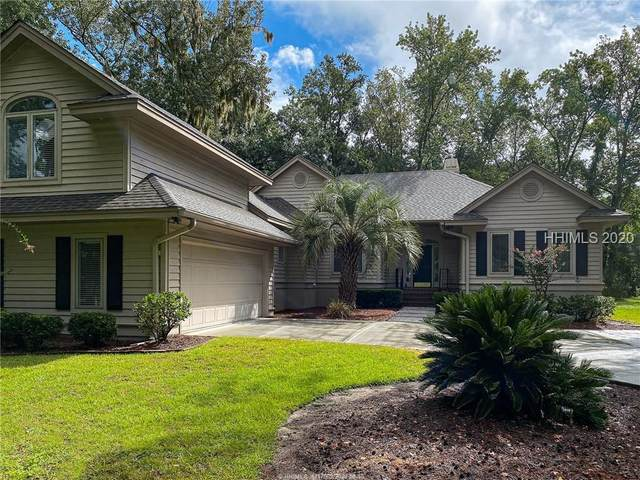 16 Deerfield Road, Hilton Head Island, SC 29926 (MLS #407943) :: Southern Lifestyle Properties