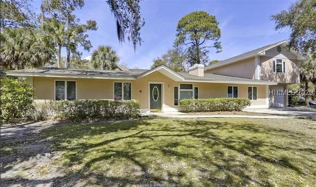 1 Myrtle Lane, Hilton Head Island, SC 29928 (MLS #407954) :: Collins Group Realty