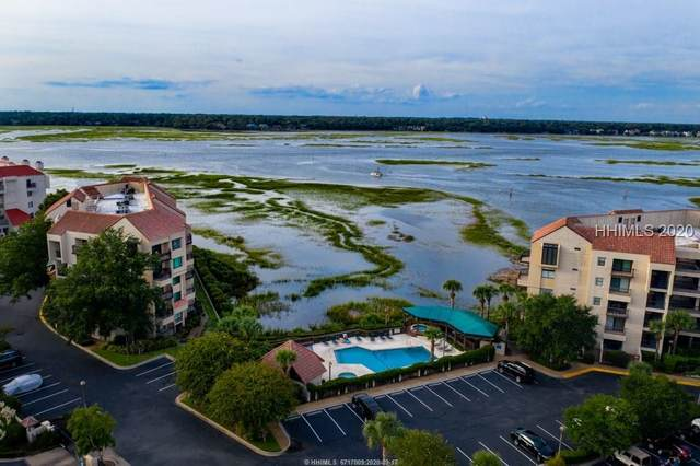 2 Shelter Cove Lane #203, Hilton Head Island, SC 29928 (MLS #407955) :: The Sheri Nixon Team