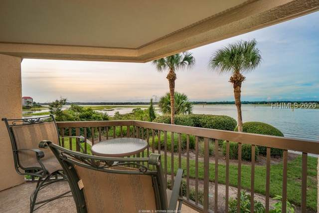 2 Shelter Cove Lane #204, Hilton Head Island, SC 29928 (MLS #407964) :: The Sheri Nixon Team