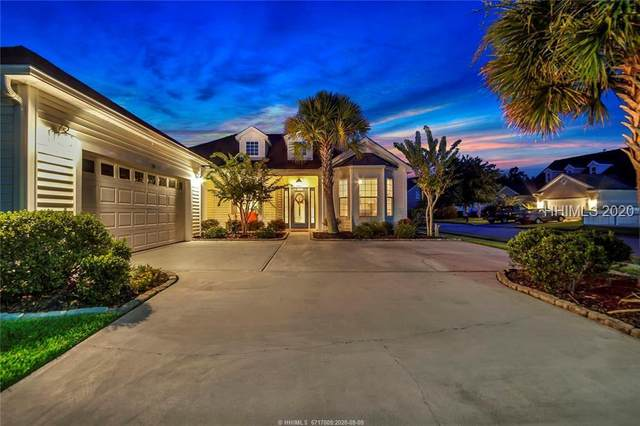 118 Pickett Creek Ln, Bluffton, SC 29909 (MLS #407976) :: Southern Lifestyle Properties