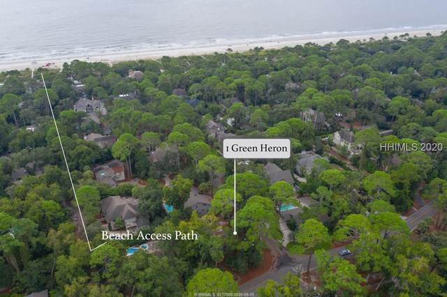 1 Green Heron Road, Hilton Head Island, SC 29928 (MLS #407991) :: Southern Lifestyle Properties