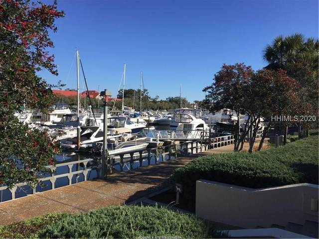 9 Harbor Side Lane 7324 D, Hilton Head Island, SC 29928 (MLS #407995) :: Southern Lifestyle Properties