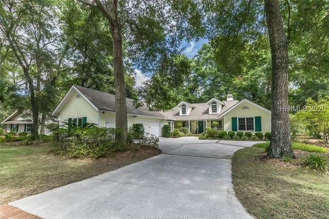 43 Cotton Dike Court, Saint Helena Island, SC 29920 (MLS #407999) :: Collins Group Realty