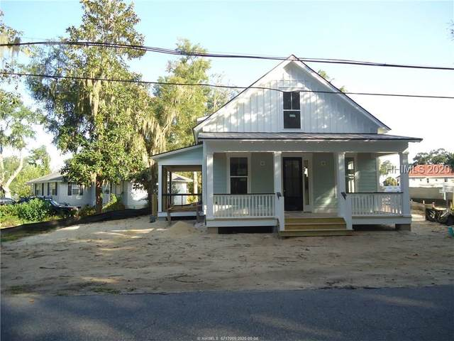 635 Old Shell Road, Port Royal, SC 29935 (MLS #408021) :: Coastal Realty Group