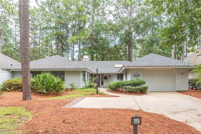 19 Adventure Galley Lane, Hilton Head Island, SC 29926 (MLS #408037) :: Hilton Head Dot Real Estate