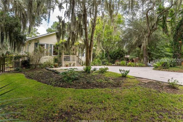 1600 Sycamore Street, Beaufort, SC 29902 (MLS #408067) :: The Coastal Living Team