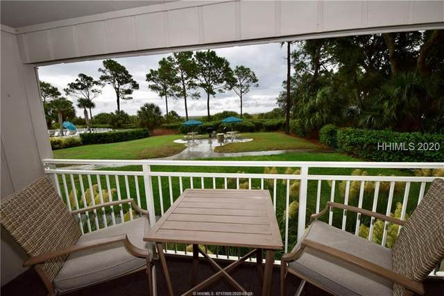 43 S Forest Beach Drive #120, Hilton Head Island, SC 29928 (MLS #408070) :: Collins Group Realty