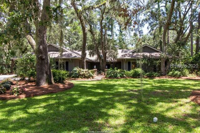 4 Twin Pines Road, Hilton Head Island, SC 29928 (MLS #408072) :: Southern Lifestyle Properties