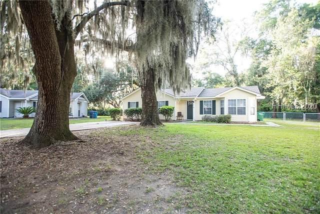 1518 Palmetto Sands Court, Beaufort, SC 29902 (MLS #408077) :: Schembra Real Estate Group